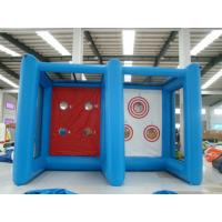 Customizable Inflatable Climbing Toys Inflatable Soccer Frame Toys Manufactures