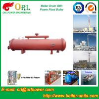 Petroleum Industrial Electric Boiler High Pressure Drum Hot Water Output Manufactures