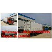 factory direct sale best price dongfeng RHD 4*2 190hp livestock and poultry transported vehicle, hot sale day-old chicks Manufactures