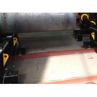 60T Movable Welding Pipe Roller Hydraulic Bending Machine For Boilers Turning Welding Manufactures
