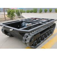 1760mm Length Crawler Track Undercarriage Driving Tension Wheel Optional Manufactures