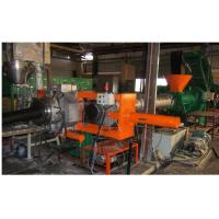 Rubber plastic extruding machine For Business , Rubber Strainer Machine Smooth Running Manufactures