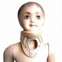 Cervical Collar for Infant/3 to 6 Years Old, Made of Polymer Foam Manufactures