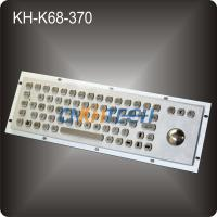 Metal Computer Keyboard with trackball Manufactures