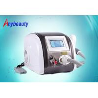1064nm 532nm Q Switched Nd Yag Laser Tattoo Removal Machine F12 For Pigments Removal Manufactures