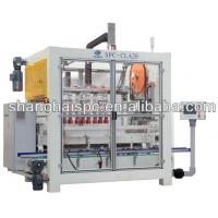 750W Robot Packaging Machines Case Packer Machine For Cartons , Cans Manufactures