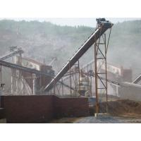 Buy cheap Efficient Automatic Mine Crushing Equipment 30 - 50 t / h , Stone Crushing Plant from wholesalers