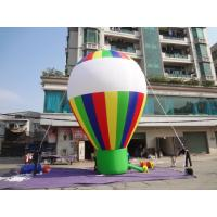 China Inflatable advertising balloon / inflatable  giant ground balloon for grand sale on sale