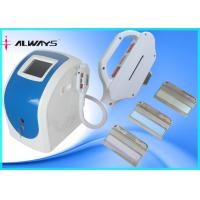 Portable 640nm IPL Hair Removal Machine Intense Pulsed Light , Spot Size 12 x 30mm Manufactures
