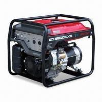 5kW Copy Honda Type Portable Gasoline Generator, Speed Ranging from 3,000 and 3,600rpm Manufactures
