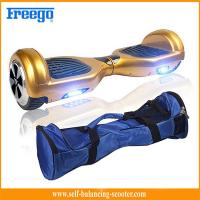 Gold Sports Entertainment Self Balancing Scooter Segway Hover Wheel Board Manufactures