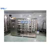 China Double Reverse Osmosis Pharmaceutical Water Purification System 3Q Written Materials on sale