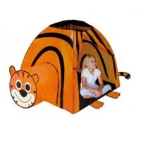 Kids Animal Tiger Childrens Play Tent Soft Play Indoor Equipment Easy Install Manufactures
