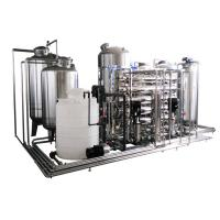 500LPH Industrial Pure Water Purification Reverse Osmosis System Manufactures