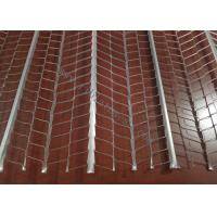 China JF0508 0.25mm Thickness Rib Lath Mesh 3m Length 600mm Width For Building on sale