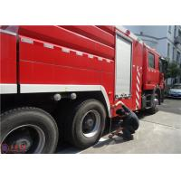 39 Ton Water Tower Fire Truck Imported Chassis Full Authorized Total Mass 31000KG Manufactures