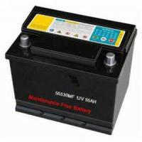 Sealed MF 12V 55AH Lead Acid Car Battery With Hydrometer DIN55MF Manufactures