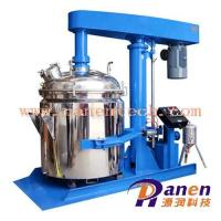 Industrial Mixing High Speed Dispersion Mixer With Hydraulic Lifting Manufactures