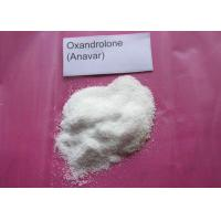 CAS 53-39-4 Fat Burning Steroid Oxandrolone Anavar Anabolic White Powder Manufactures