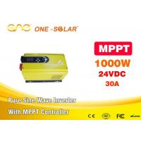 High Frequency MPPT Solar Inverter Single Phase 3000w Water Pump Inverter Manufactures