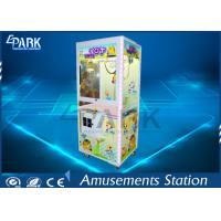 Cheap Outlook Crane Game Machine Coin Pusher Claw Vending Machine Manufactures