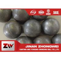 No Broken High Hardness Good Wear Resisitance ball mill steel balls Manufactures
