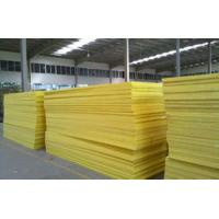 50mm Flame Resistant Glass Wool Pipe Insulation For External Walls Manufactures