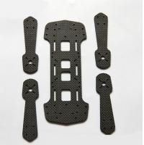 Carbon Fiber Quadcopter Frame,Carbon Fiber CNC Cutting Manufactures