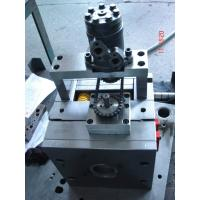 China Customized Cavities Hot Runner Injection Mould with PP , ABS , HDPE , PE on sale