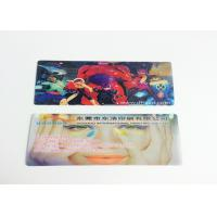 Durable Lenticular 3D Animation Business Cards With Offset Printing Manufactures