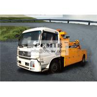 Durable Hydraulic 6000kg Rescue Tow Truck Highway City Road Occasion Manufactures