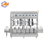 2019 the newest various semi- automatic oil bottle filling machine Manufactures