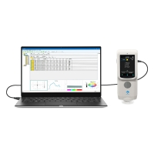 3nh TS7020 Color Spectrocolorimeter with Reflectance Curve to replace konica minolta digital colorimeter cr-10 plus Manufactures