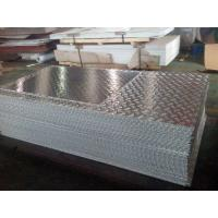 Quality Leaf Pattern Aluminium Checker Plate Fire Resistance For Solar Reflective Film for sale
