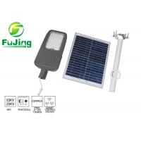 High lumen Super bright IP65 Outdoor waterproof 20W  led solar street light Manufactures