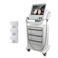 Easy work face lift hifu portable ultherapy non surgical facelift machine Manufactures