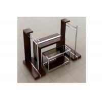 Retail Store Combinated Type Garment Display Stand Space Saving Light Duty Manufactures