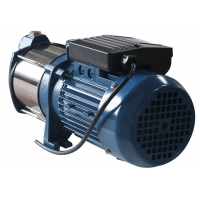 4 Stages SS316 64dB IP55 Horizontal Cast Iron Pump Manufactures