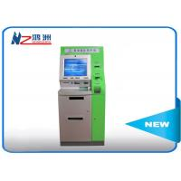 Shopping Mall Top Up Cinema Ticket Vending Kiosk With Cash Acceptor Manufactures