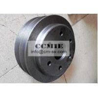 Double Tank Water Pump Pulley Komatsu Spare Parts For Excavator Manufactures