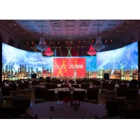 Full Color P3.91 SMD1921 LED Stage Backdrop Screen Manufactures