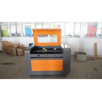 Co2 Laser Wood Engraving Machine Size 500 * 700mm , Rubber Stamp Engraving Machine Manufactures