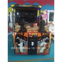 Quality 55INCH EXCITING RAMBO COIN OPERATED SIMULATOR SHOOTING ELECTRONIC ARCADE GAME for sale