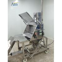 BDS Bag Dump Station Equipment Powder Feeding Dust Collect Vibro - Sifter Filter Closed Transfer 20Mesh Manufactures