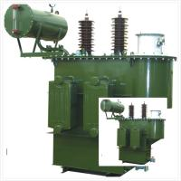 Oil Immersed Transformer Reactor 35 KV - Class HV / LV Two Winding Step Up Manufactures