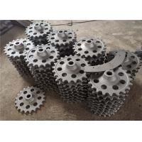 OEM ODM Precision Investment Casting Components , Carbon Steel Chain Wheel Castings Manufactures