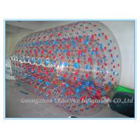 Colorful Dots Inflatable Roller Water Toy for Amusement Park (CY-M2701) Manufactures
