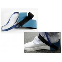 Blue/Black Rubber Antistatic ESD Heel Strap Manufactures