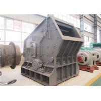 Anti Abrasive Material Fine Crusher 1400×1400 mm For Refractory​​ Industry Manufactures