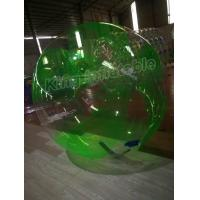 Colourful Lead Free Inflatable Water Walking Ball With Durable Zipper Manufactures